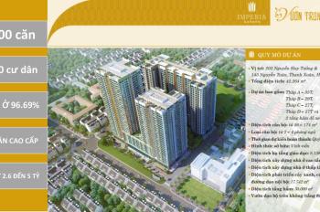 Bán gấp shophouse Imperia Garden 203 Nguyễn Huy Tường 45m2 2.9 tỷ đang cho thuê 509.080đ/m2/tháng