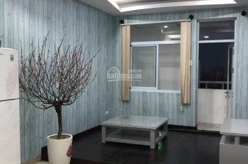 Cần bán căn hộ Sacomreal 584, DT 82m2, 2PN, tầng cao, view UBND Q Tân Phú, đã có sổ hồng, tặng toàn