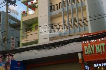 Cho thuê tòa nhà Nguyễn Văn Nghi, p5, Gò Vấp, DT 7x24m