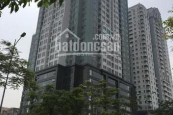 Cho thuê sàn văn phòng 600m2 tòa nhà Petrowaco, 97 - 99 Láng Hạ, Hà Nội