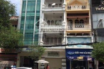 Chỉ 1 căn duy nhất MTKD Nguyễn Văn Luông, Phường 10, Quận 6. Nhà đẹp 4 lầu, DT: 4,5x32m, 5 tầng