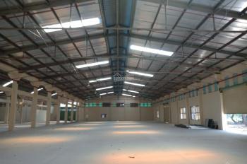 Cho thuê 04 xưởng mới Đức Hòa Đông - Đức Hòa, DT mỗi xưởng: 2.700m2, LH: 0965.698.164
