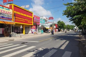 Hàng hiếm ngang 10m, chủ cần tiền gửi bán căn nhà 2 lầu 2 mặt tiền đường Võ Thị Sáu. Gần siêu thị