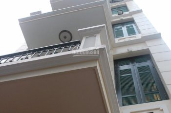 CC bán nhà 5 tầng, DT 80m2, có gara ô tô vào nhà khu Âu Cơ, Tứ Liên, giá 9,5 tỷ, LH 0963906328