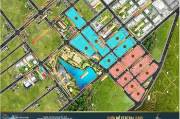 Bán đất khu đô thị Buôn Hồ Central của Đất Xanh, giá 726 triệu (0397890911)