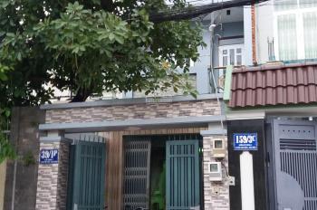 Bán nhà đúc 1 trệt, 2 lầu mặt tiền nội khu Ấp Đông 4 - Xã Thới Tam Thôn - Hóc Môn, giá 5,2 tỷ