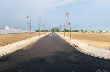 Đất nền đường QL ĐT 824, ngay KCN Xuyên Á, H. Long An, giá ưu đãi 850tr/nền SHR TC 100%, 0901537025