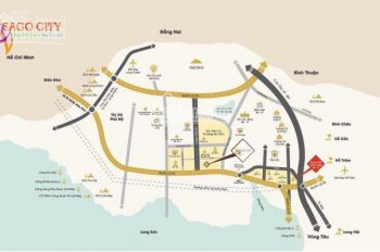 Bán gấp đất nền trung tâm Bà Rịa giá không tưởng chỉ 1,1tỷ full thổ cư. LH 0933 003 009