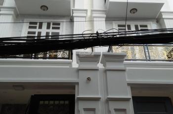 Bán 2 căn nhà riêng 389 Quốc lộ 13, ngay cổng Vạn Phúc DT 4x21m, 3 lầu, 4PN, sân xe hơi