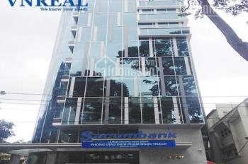 Cho thuê tòa nhà mới xây hầm 8 lầu văn phòng mặt tiền sân bay (7,5x22m) giá 210 triệu