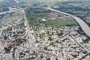 Bán đất TP. Mỹ Tho, MT đường Hùng Vương, khu hành chính mới