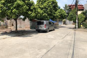 Chính chủ cần bán 48.2 m2 đất ở (SĐCC)- ngõ 455- khu tái định cư Yên Hà - TT Yên Viên