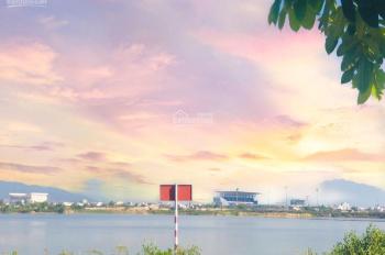 Bán đất view sông Hòa Quý, sổ hồng chính chủ