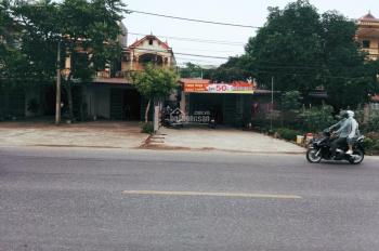 Bán nhà mặt đường Hồ Chí Minh, ngay sát trường cao đẳng Cộng Đồng, mặt tiền 7m, sâu 29m, giá 1,9 tỷ