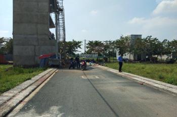 Cần sang gấp đất MT đường Lê Văn Lương, Tân Phong, Q7, giá: 850tr/80m2 SHR XDTD 0931519932