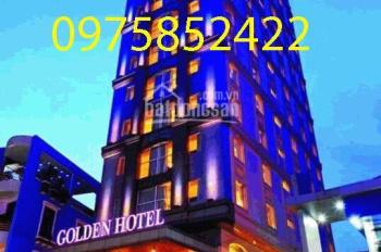 Cho thuê tòa nhà building Hoàng Việt, khu Đệ Nhất khách sạn, 12x20m, 2 hầm, 8 lầu, 360tr/th