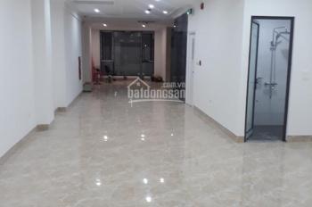 Cho thuê nhà mặt phố Cát Linh, 100m2, mặt tiền 4m, giá thuê 45 tr/tháng, vị trí đẹp