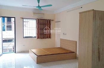 Phòng cho thuê chung cư mini 7 tầng, ngõ 43 Chùa Bộc, giá phòng từ 1,5 triệu/th đến 3,5tr/th