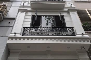 Bán nhà mặt ngõ phố Vũ Trọng Phụng, Nguyễn Huy Tưởng, Thanh Xuân Nam, 55m2 x 5 tầng mới, giá 6 tỷ