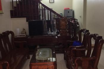 Bán nhà LK 4 tầng, DT: 48m2, giá 4,4 tỷ Ngô Thì Nhậm - Hà Đông, full nội thất. LH: 0985278755