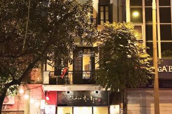 Cho thuê nhà phố Lý Thường Kiệt, 60m2 x 5 tầng, mặt tiền: 6.6m + mặt bên ngõ 10m