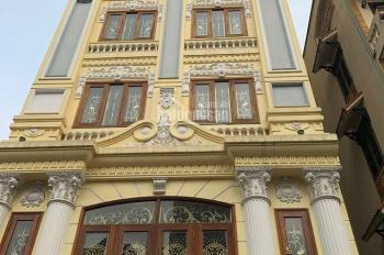 Cho thuê nhà riêng Lê Đức Thọ, 110m2 * 7T nổi, 1 hầm, mt 8m, thông sàn thang máy, giá 75 triệu/th