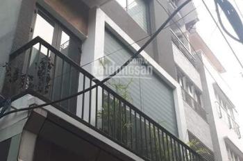 Nhà mặt phố Bùi Thị Xuân, Hai Bà Trưng, 31m2 x 5 tầng, giá 17 tỷ thương lượng.LH 0989433381