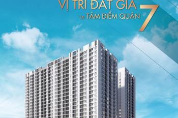 Sở hữu căn hộ MT Nguyễn Lương Bằng, view thoáng mát, liền kề Phú Mỹ Hưng, LH: 0979702777