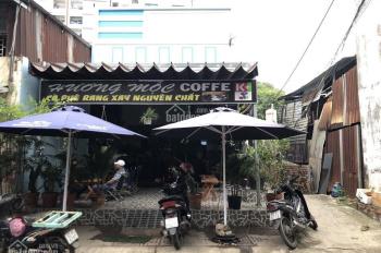Bán mặt tiền Lê Thị Nho đang KD cafe gần cầu vượt Quang Trung, Q12, MT đường nhựa sầm uất