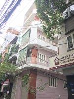 Cho thuê nhà chính chủ ngõ 110 đường Trần Duy Hưng. Diện tích 52m2, 5 tầng, đủ nội thất