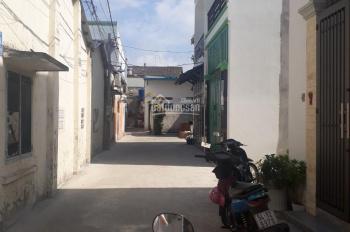 Bán lô đất Nguyễn Văn Quá Q12 vào 100m, hẻm xe hơi DT: 4x16m, sổ hồng riêng trao tay, giá 3.4 tỷ