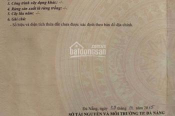 Bán lô đất 300m2 đường Hồ Nghinh, Sơn Trà, Đà Nẵng để xây biệt thự, khách sạn, nhà hàng