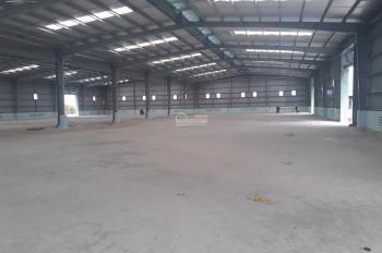 Cho thuê kho xưởng 16.000m2 mặt tiền đường Quốc Lộ 1A, p. Linh Trung, q. Thủ Đức