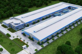 Cho thuê nhà xưởng có cầu trục xây dựng tại Yên Mỹ - Hưng Yên
