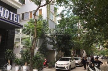 Bán gấp 162m2 đất phố Nguyễn Khánh Toàn, CG, HN ngõ 7m ô tô vào, tiện KD. Giá 11,5 tỷ, 0912 7777 66