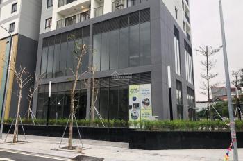 Bán lô góc shophouse mặt đường Xuân La shophouse 77m2 giá 9,7 tỷ, giá thuê 694.350đ/m2