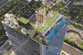 Bán căn hộ 5* plus, cách biển Thùy Vân 200m, bàn giao full nội thất, giá 1,6 tỷ. LH: 0903 337 584