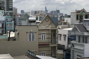 Bán nhà đường Dương Bá Trạc quận 8, cách mặt tiền đường 50m, nhà view toà nhà 81 tầng, Bitexco