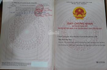 Bán nhà xưởng huyện Tiền Hải, Thái Bình - 1.669m2 sổ đỏ tên tôi - Giá rẻ