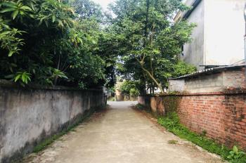 Bán đất thổ cư Phú Mãn, Quốc Oai, HN, giá 3 triệu/m2