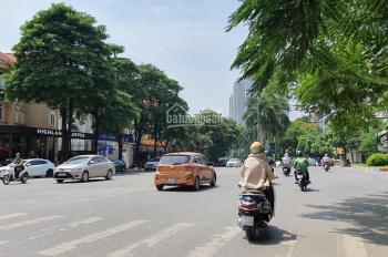 Bán nhà mặt phố Nguyễn Khuyến, Hà Đông, 90m2*5 tầng, MT 5m, lòng đường 24m, vỉa hè 3m, KD VP đỉnh