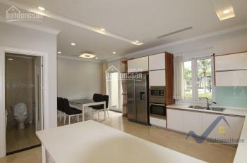Cho thuê biệt thự Hoa Sữa Vinhomes Riverside, gần BIS, giá thuê 52tr/tháng. 0989.318.368