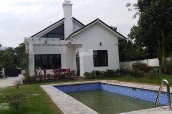 Chuyển nhượng gấp biệt thự nhà vườn tại Phú Mãn, Quốc Oai, HN. Giá 4,7 tỷ
