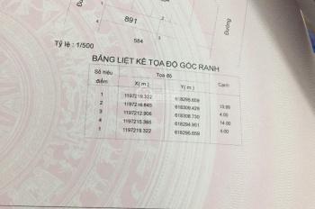 Chủ cần tiền bán gấp lô đất SHR 4x14m, đường Nguyễn Xiển cách Vinhome 500m giá 2,3 tỷ, 0903442722