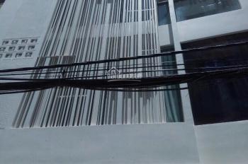 Bán nhà HXH DT 6x11m trệt 3 lầu đường Hoàng Hoa Thám, P6, Quận Bình Thạnh hướng Tây Nam 8 tỷ