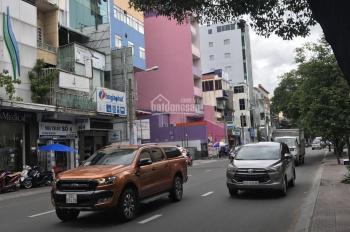 Hàng hot tháng 8 nhà mặt tiền đường Hùng Vương Quận 10, DT 8x25m