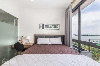 Cho thuê căn hộ dịch vụ view Hồ Tây, gần Ba Đình, Cầu Giấy, LH: 090 886 9889