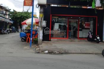 Chính chủ cho thuê nhà căn góc 2 mặt tiền Phạm Văn Chiêu, Phường 9, Gò Vấp, cực kỳ đông đúc
