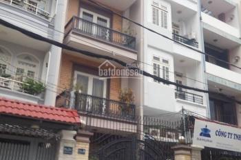 Bán nhà hẻm 9m Hồng Bàng, P. 1, Q. 11, DT: 3.7 x 15m, 3 lầu xe tải vào thoải mái