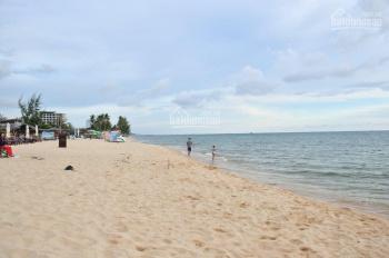 Bán 5000m2 đất mặt biển Phú Quốc, trung tâm Trần Hưng Đạo